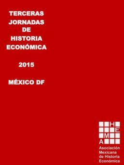 Portada AMHE Memorias III jornadas Historia económica