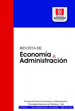Revista economia administración
