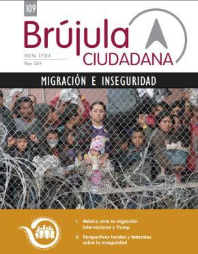 Revista Brújula Ciudadana n. 109 mayo 2019 portada