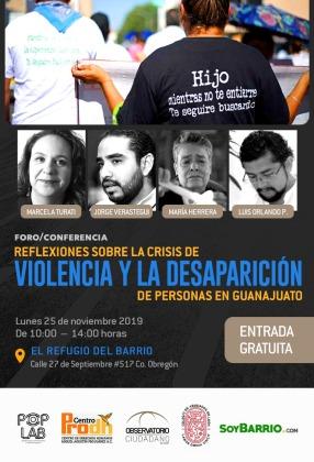 Foro violencia desapariciones GTO 30nov19 (1)