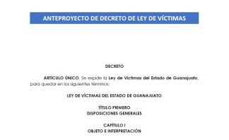 Captura Ley víctimas GTO
