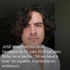 josé Rivas Mosqueda