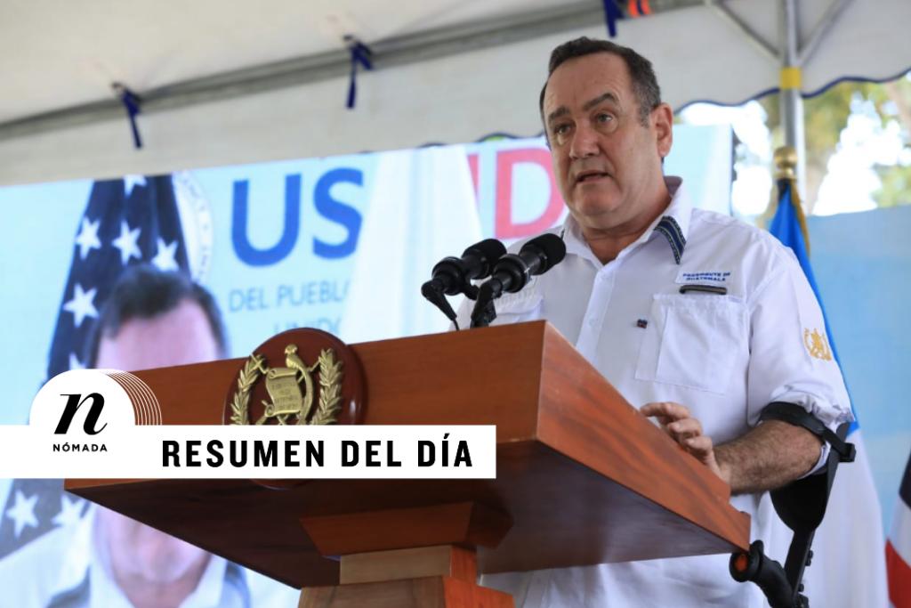 foto gobierno de guatemala