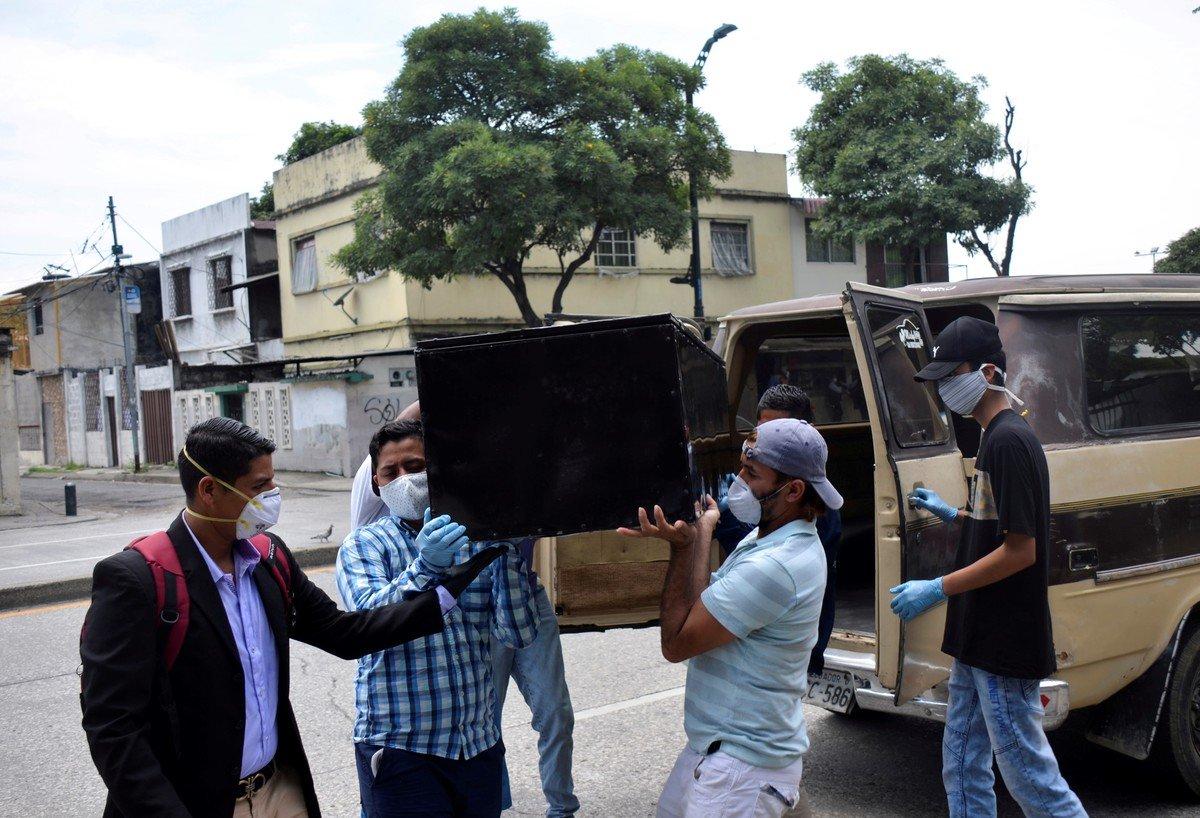 REUTERS:Vicente Gaibor del Pino