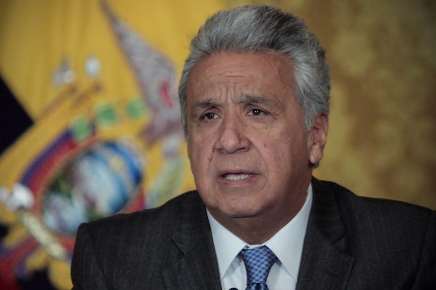 Xinhua:Santiago Armas